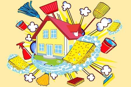 Pulizie di casa da fare in estate - Lavori da fare a casa ...